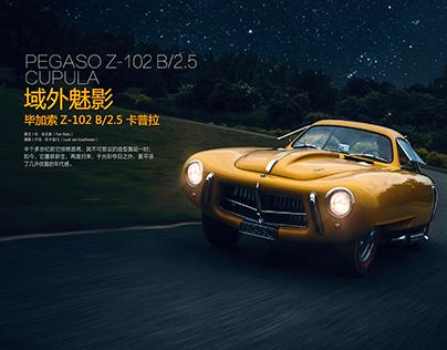 CLASSIC ALLURE 古董车-magazine