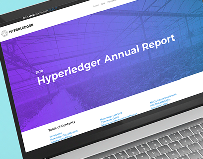 Hyperledger 2020 Annual Report