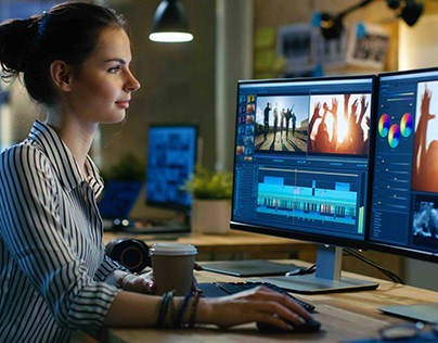 Adding Motion To Your Business Story Video Editing