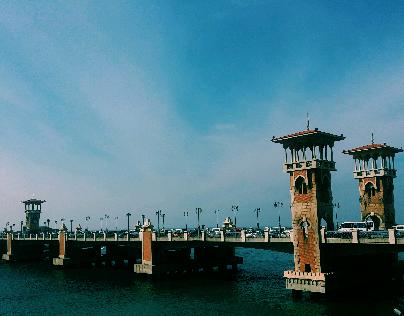 Stanley Bridge Alexandria