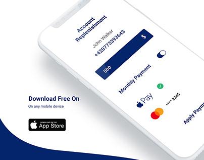 O2 Mobile Application