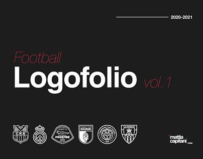 Football Logofolio // Vol.1