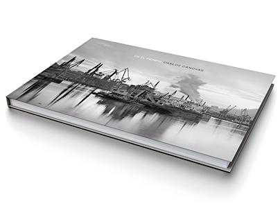 """Catálogo de fotografía """"En el tiempo. Carlos Cánovas"""""""