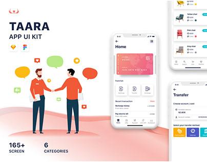 Taara App UI Kit