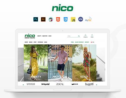 Nico - e-Commerce Case Study