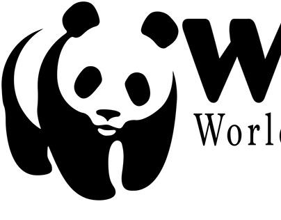 World Wildlife Fund Owl Card