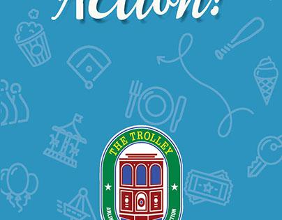 Arlington Trolley 2017 Brochure