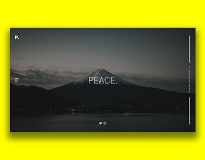 Web UI Design Concept
