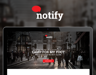 Notify A Theme for Campaign Management System