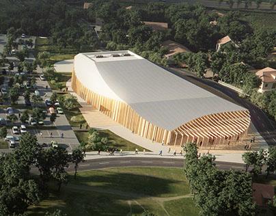 Salle de spectacle /// St Hilaire de Riez (85)