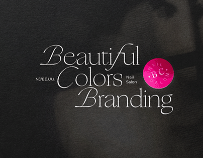 Beautiful Colors Branding