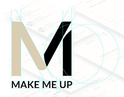 MakeMeUp Mobile App
