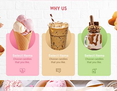 Deserts website