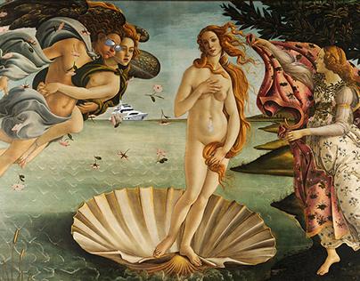 Assignment 2 Birth of Venus