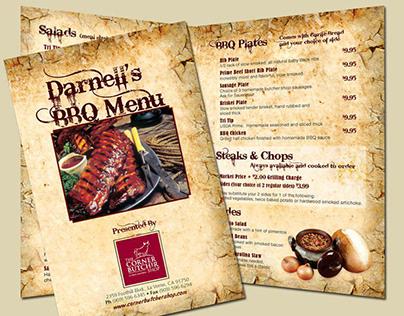The Corner Butcher Shop - Darnell's BBQ
