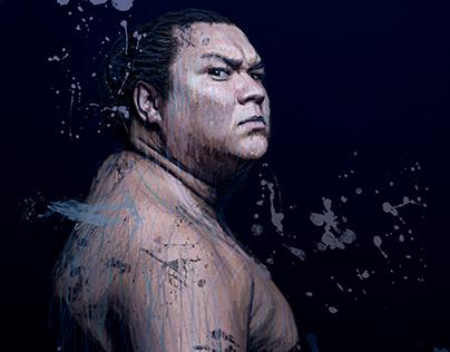 Sumo Series - Photo-edits