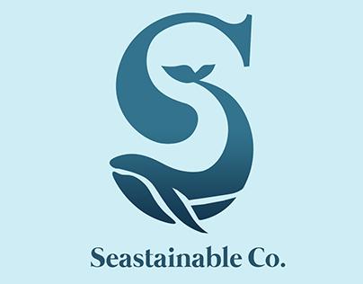 Seastainable Co. Logo
