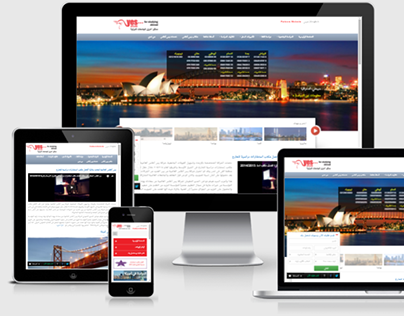 Responsive web design - yesatlas.com