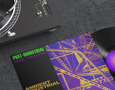 POST-INDUSTRIAL MUSIC COLLECTION - VINYL EDITON