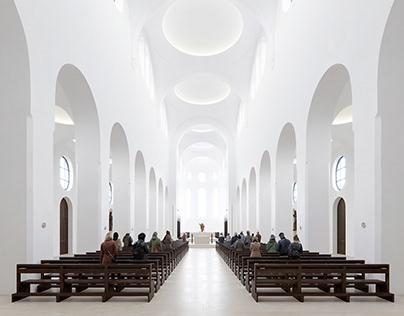 St Moritz Church Full CGI