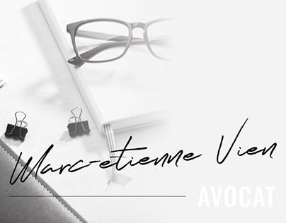 Marc-Étienne Vien | Avocat