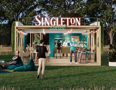 THE SINGLETON SOCIAL