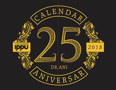 IPPU Calendar 2018
