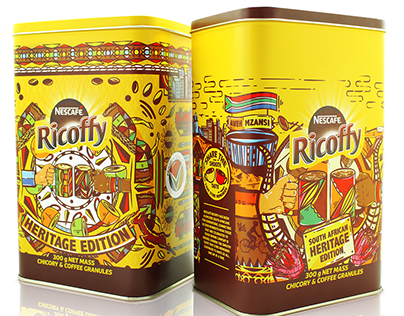 Ricoffy Heritage Day Tin