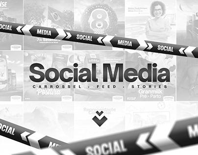 SOCIAL MEDIA - Agronegócio