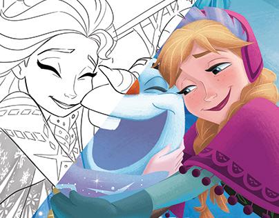 """Frozen """"Just Like Me?"""""""