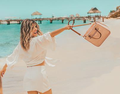 Making Of - Fernanda Lima no Caribe Rafitthy - SS19