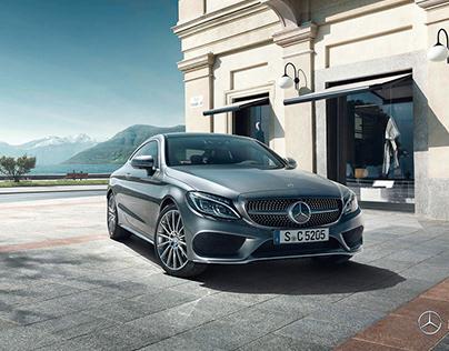 """Mercedes """"C-Class Coupé"""""""
