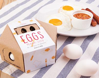 Breakfast Game | Packaging