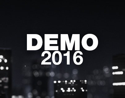 DEMO 2016