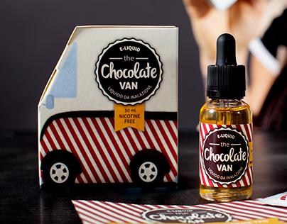 The Chocolate van / Packaging