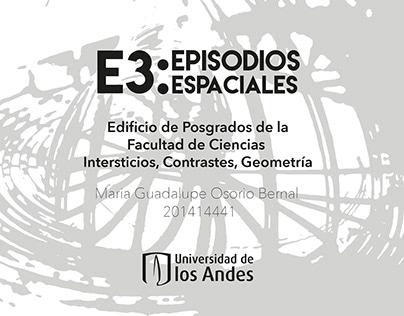 EJ3: Episodios Espaciales Final