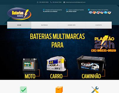 Baterias Moreira
