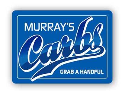 Murray's Carbs Logo