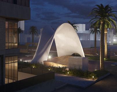 MISK ART ARCH Pavilion