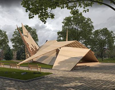 Sofia Center Church Memorial