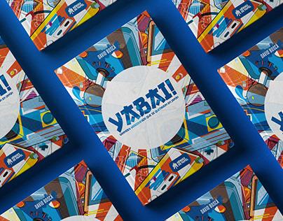 YABAI! (Book Design)