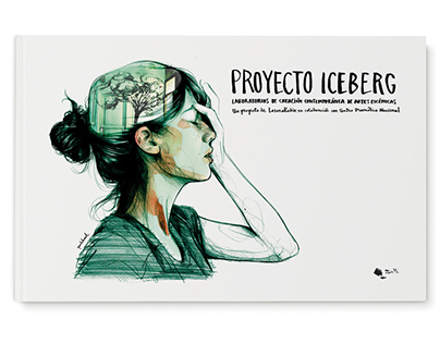 Libro Proyecto Iceberg Editorial Ink Me