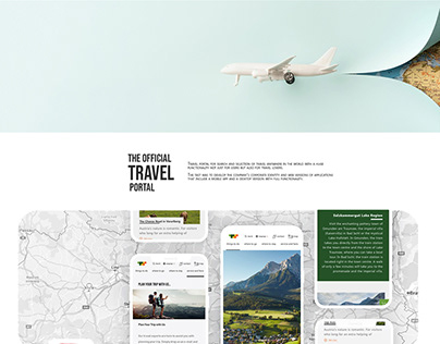 The official travel portal