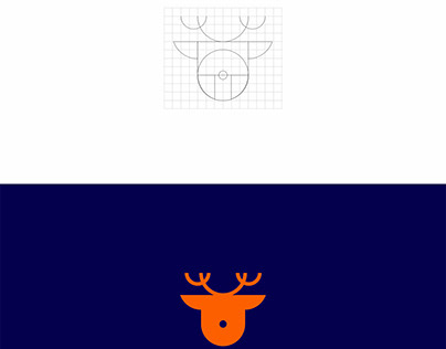 Minimalism Christmas Logo
