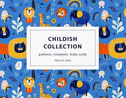 Childish collection