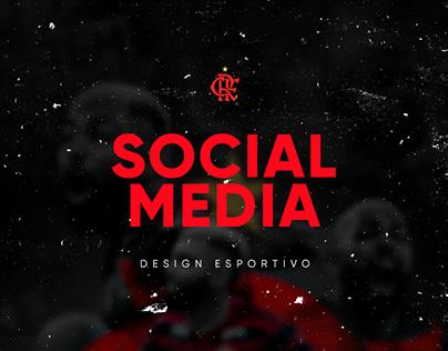 Social Media 2020 | Flamengo - Design Esportivo