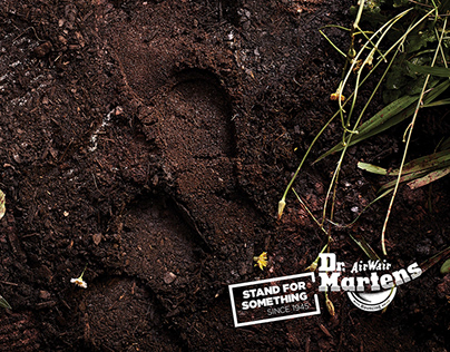 Dr. Martens - Stand for something