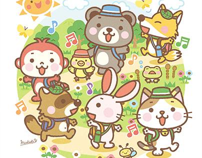 Animal illustration 02