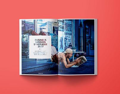 Steiermärkische Sparkasse | Printdesign