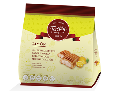 Terepin Cookies Packaging - Anteproyecto